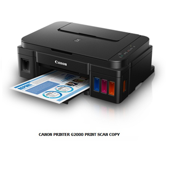 CANON PRINTER G2000
